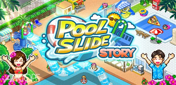 Pool Slide Story دانلود بازی داستان کنار استخر