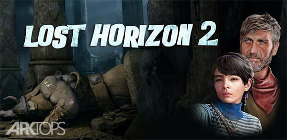 Lost Horizon 2 دانلود بازی افق گم شده2