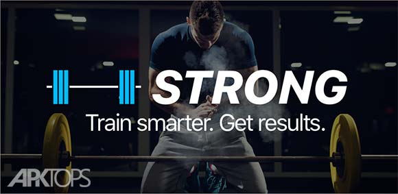 Strong Exercise Gym Log 5x5 دانلود برنامه قدرتمند تمرینات باشگاه
