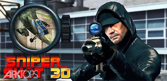 Sniper Shot 3D Call of Snipers دانلود بازی گلوله تک تیر انداز