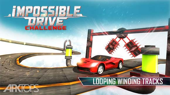 Impossible Drive Challenge دانلود بازی چالش های غیر ممکن رانندگی