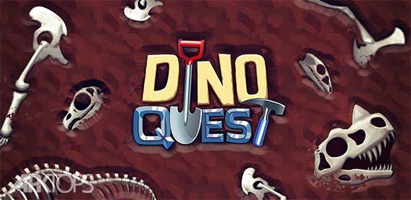 Dino Quest دانلود بازی کاوش دایناسور ها