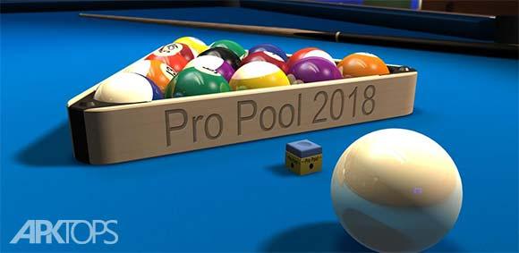 Pro Pool 2018 دانلود بازی جذاب بیلیارد 2018