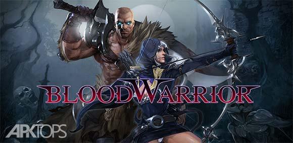 Blood Warrior RED EDITION دانلود بازی جنگجویان خونی نسخه قرمز