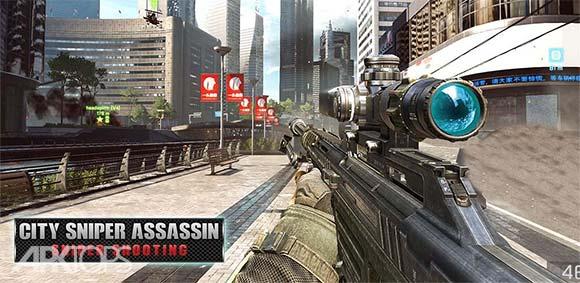 Grand Shoot Hunter Assault Survival Games دانلود بازی شلیک شکارچی بزرگ در نبرد برای زنده ماندن