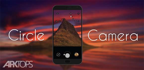 Circle Camera دانلود برنامه عکاسی و ویرایش تصاویر
