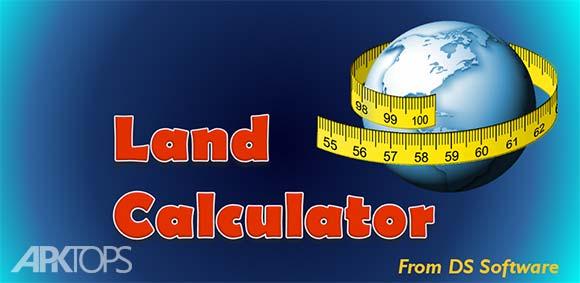 Land Calculator Survey Area Perimeter Distance دانلود برنامه اندازه گیری زمین