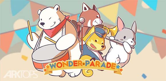 Wonder Parade دانلود بازی رژه ی عجیب