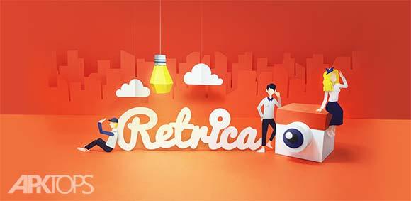 Retrica Pro v6.1.0 دانلود رتیکا برنامه پرطرفدار عکاسی و ویرایش عکس