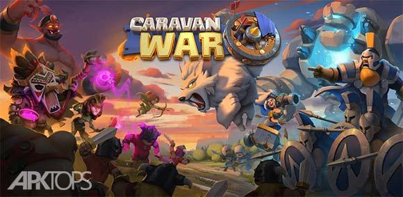 Caravan War دانلود بازی جنگ کاروان
