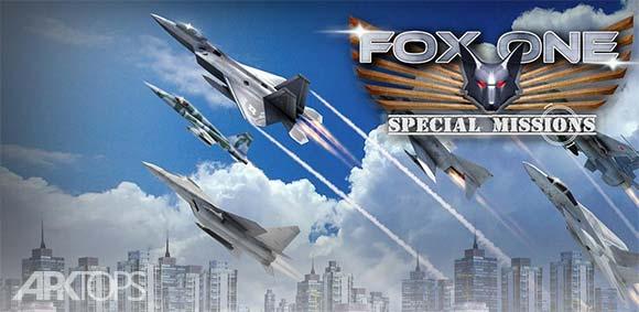 FoxOne Special Missions Free دانلود بازی ماموریت های ویژه روباه یک