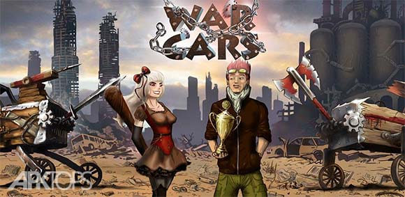 WarCars دانلود بازی ماشین های جنگی