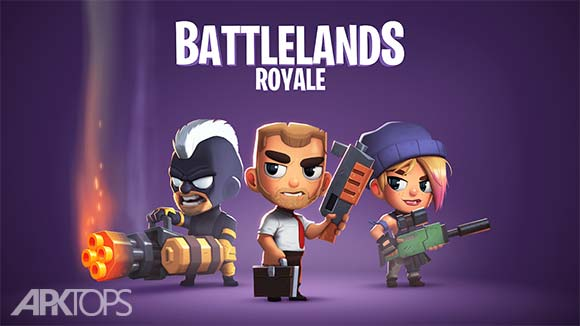 Battlelands Royale دانلود بازی زمین های نبرد رویال