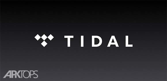TIDAL High Fidelity Music Streaming دانلود برنامه استریم موسیقی با کیفیت بالا تیدال
