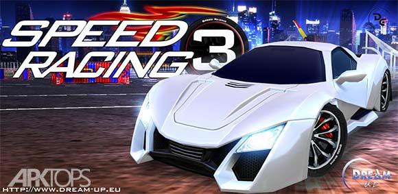 Speed Racing Ultimate 3 دانلود بازی مسابقه سرعت بینهایت3