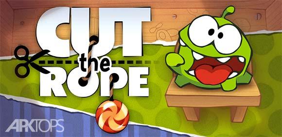 Cut the Rope GOLD دانلود بازی طناب را ببر نسخه طلایی