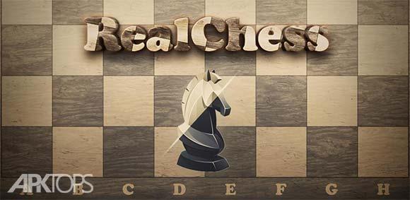 Real Chess دانلود بازی شطرنج واقعی