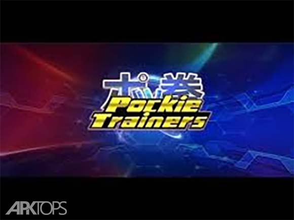 Pockie Trainers دانلود بازی مربیان پکی