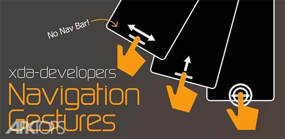 Navigation Gestures دانلود برنامه ژست های مکان نما