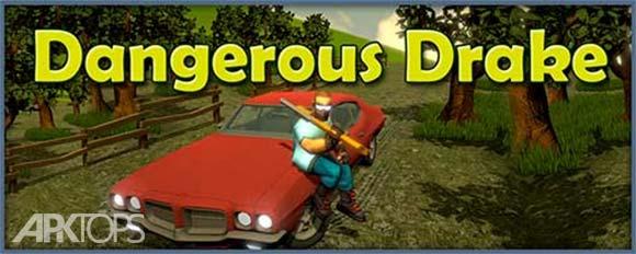 Dangerous Drake دانلود بازی مرد خطرناک