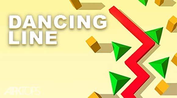 Dash Dancing Line دانلود بازی رقص خط