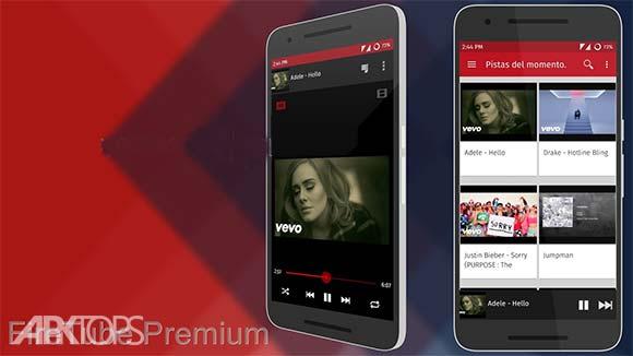 FireTube دانلود برنامه پخش موسیقی های یوتیوب به صورت انلاین