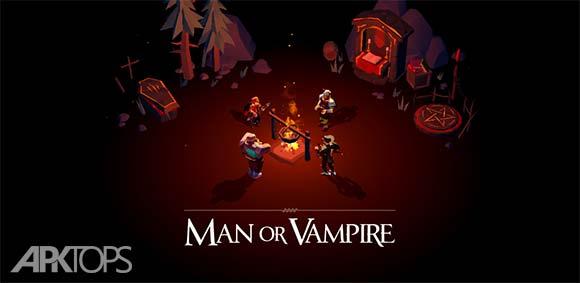 Man or Vampire دانلود بازی مرد یا خوناشام