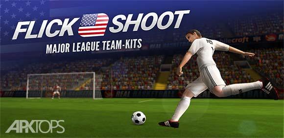 Flick Shoot US Multiplayer دانلود بازی ضربه های شوت