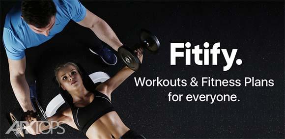 Fitify Workouts & Plans دانلود برنامه برنامه ریزی و انجام تمرینات ورزشی