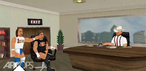 Booking Revolution Wrestling دانلود بازی شرکت در انقلاب کشتی