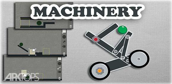 Machinery Physics Puzzle دانلود بازی ماشین فیزیک