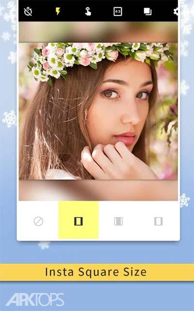 Camera360 Lite Selfie Camera v2.9.0 دانلود برنامه عکاسی حرفه ای نسخه سبک