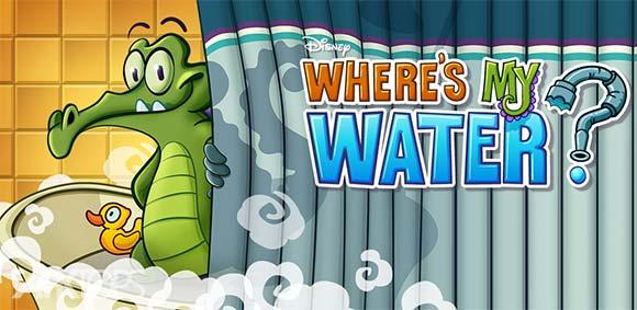 Wheres My Water دانلود بازی آب من کجاست؟