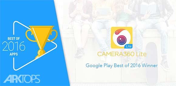 Camera360 Lite Selfie Camera دانلود برنامه عکاسی سلفی نسخه سبک