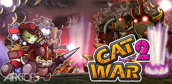 Cat War2 دانلود بازی مبارزه ی گربه2