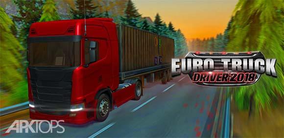 Euro Truck Driver 2018 دانلود بازی رانندگی کامیون در اروپا