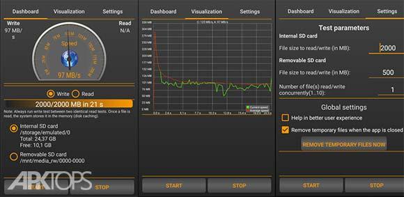 SD Card Test Pro <strong>دانلود</strong> برنامه تست کارت حافظه