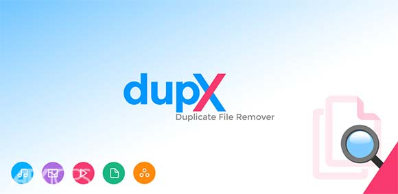 DupX Duplicate Files Remover دانلود برنامه پاک سازی فایل های تکراری