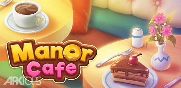 Manor Cafe دانلود بازی کافه ی خانه بزرگ