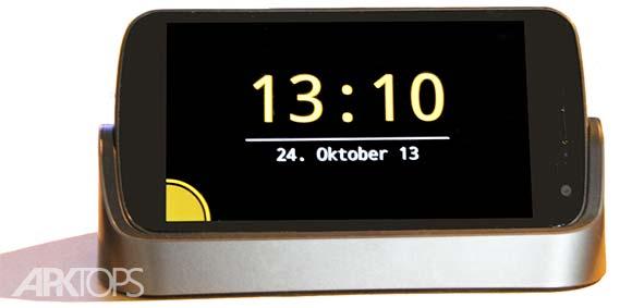 Night clock دانلود برنامه نمایش ساعت