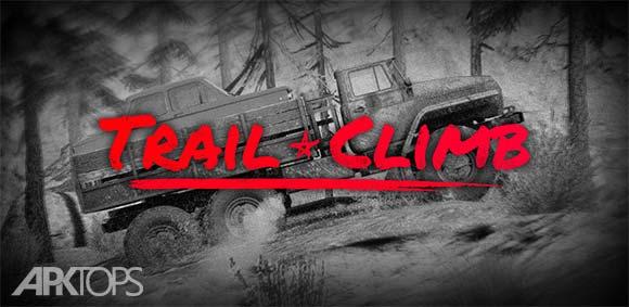TRAIL CLIMB دانلود بازی بالا رفتن تریلی