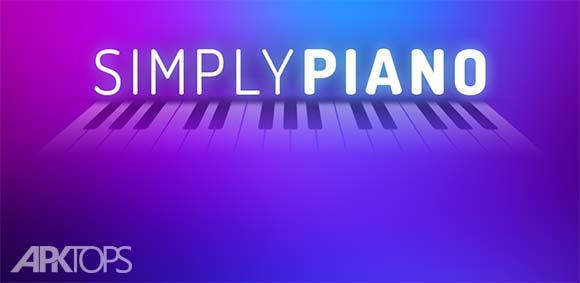 Simply Piano by JoyTunes دانلود برنامه آموزش پیانو