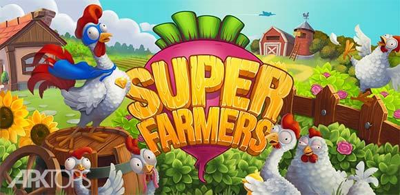 Superfarmers دانلود بازی کشاورزان قهرمان