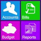 Home Budget Manager v1.4.5 دانلود برنامه مدیریت بودجه و هزینه ها و درامد ها