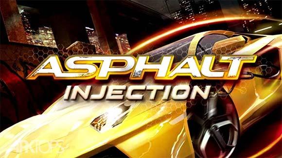 Asphalt Injection دانلود بازی آسفالت اینجکشن