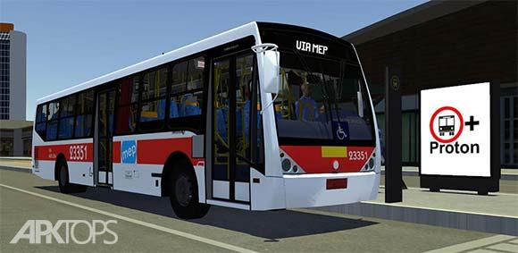 Proton Bus Simulator دانلود بازی شبیه سازی اتوبوس