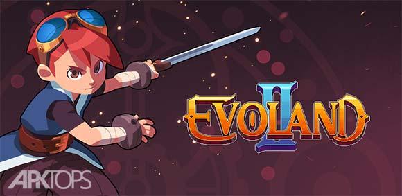 Evoland 2 دانلود بازی سرزمین اوو2
