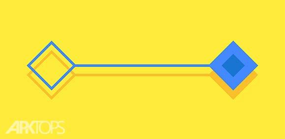 Rhomb دانلود بازی وصل کردن خطوط