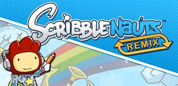 Scribblenauts Remix دانلود بازی ریمیکس دست نوشته ها