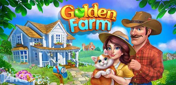Golden Farm دانلود بازی مزرعه طلایی